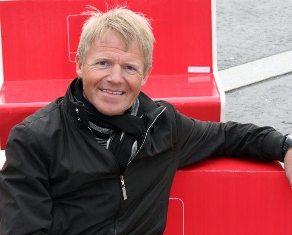 Stig Ervik i Norsirk er godt fornøyd med at returselskapene for EE-avfall nå har kommet til enighet om et clearingsystem.