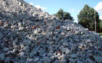 Et uavklart regelverk i forhold til innholdet av seksverdig krom gjør at ombruk av betong fortsatt er kompisert.