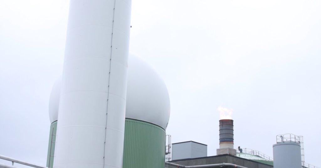 Biokrafts anlegg på Skogn skal være Europas største produsent av biogass og står for drøye 20 % av landets produksjon av biogass idag.