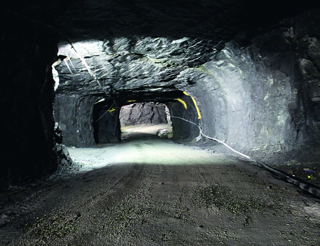 Det blir nå satt i gang konsekvensutredning av bruk av disse gruvegangene til deponi for nøytralisert og stabilisert uorganisk farlig avfall.