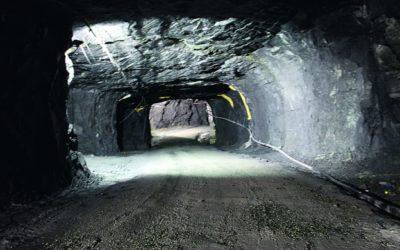 Miljødirektoratet fastholder at disse gruvegangene i Brevik er de mest egnede for etablering av et nytt deponi for uorganisk farlig avfall
