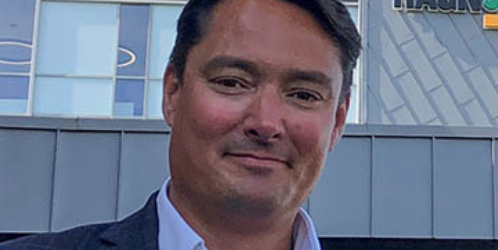 MÅ PERMITTERE: RagnSells' relativt nybakte sjef Vidar Svenning Olsen frykter ytterligere permitteringer dersom byggebransjen etter hvert reduserer aktiviteten.