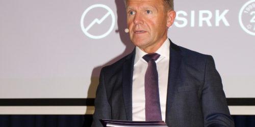 Stig Ervik gleder seg over at de nå endelig kan sjøsette datterselskapet Emballasjegjenvinning som et godkjent returselskap for emballasje.