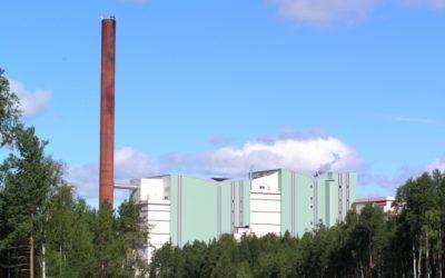 Går det som den svenske regjeringen vil må avfallsforbrenningsanlegget Dåva i Umeå betale 75 kroner pr tonn i avgift for avfallet som puttes inn i anlegget fra 1. april neste år.