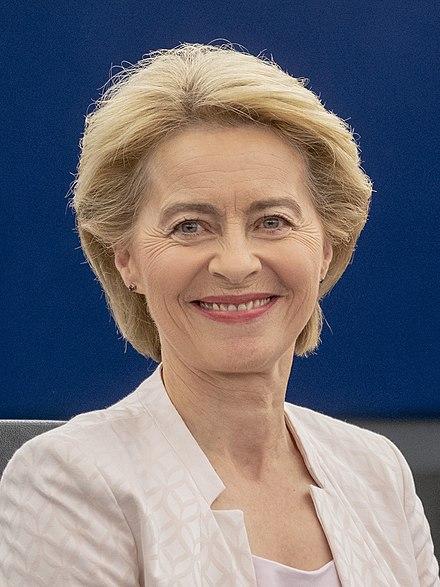 """Den tyske kristendemokraten Ursula von der Leyen overtok som president for EU-kommisjonen 1. desember. Hun ønsker et Europa som """"strives for more"""" og som blir det første klimanøytrale kontinentet. Foto: © European Union 2019"""