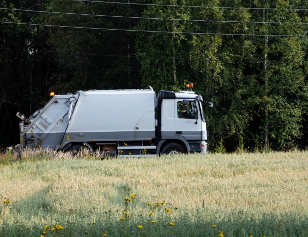 Leasing av mange relativt nye biler uten noe å gjøre ble for tungt for renovasjonsselskapet Retur AS (illustrasjonsfoto)