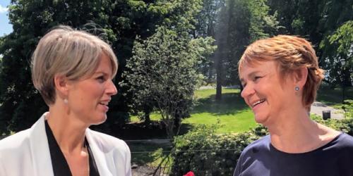 Nancy Strand overlater i direktørstolen Avfall Norge til Cecilie Lind 1. august, men fortsetter i organisasjonen.