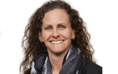 GIR IKKE OPP: Jannicke Gerner Bjerkås er tross alt glad for at regjeringen har konkretisert sin støtte, og sier de vil jobbe hardt for å skaffe resten av midlene. – Verden etterspør en løsning for karbonfangst fra avfallsforbrenning, og vi er klare til å vise hvordan det kan gjøres, sier hun.