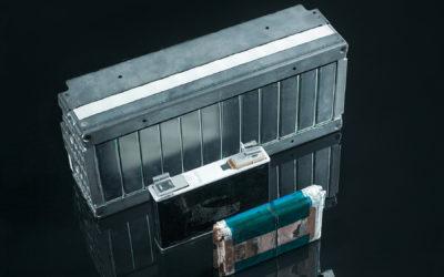 Fortums nye løsning for gjenvinning av litium-ionbatterier fra blant annet elbiler gjør at kobolt, nikkel, mangan og litium kan gjenbrukes i nye batterier.